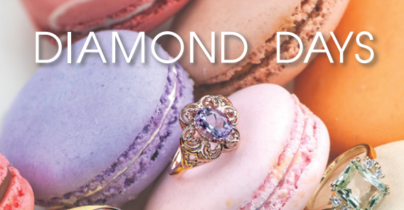 King's Fine Jewellery Diamond Days